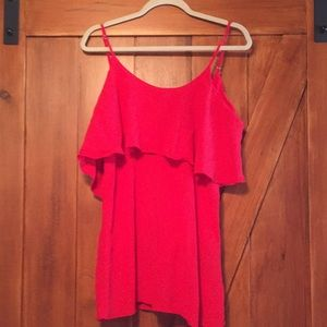 Women's forever 21 tank size large